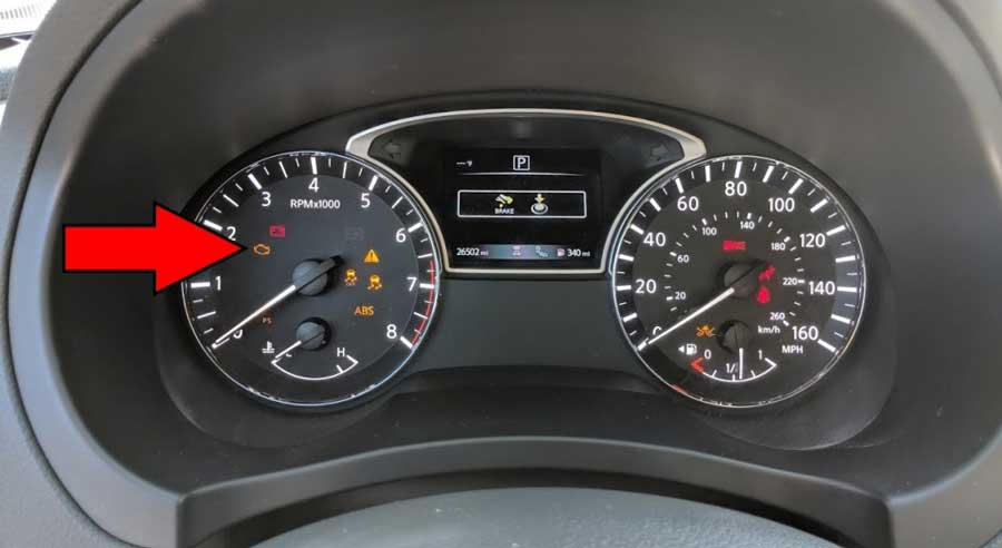 How-to-reset-2005-Nissan-Pathfinder-EML-engine-dash-light-ON-4
