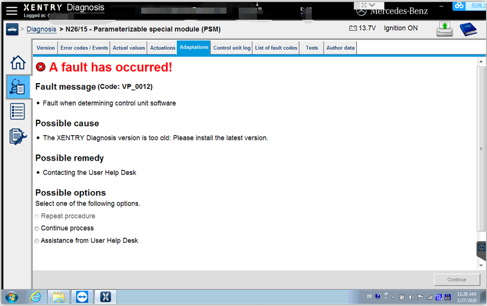 MB-Star-Diagnostic-XENTRY-Software-solution-step-1