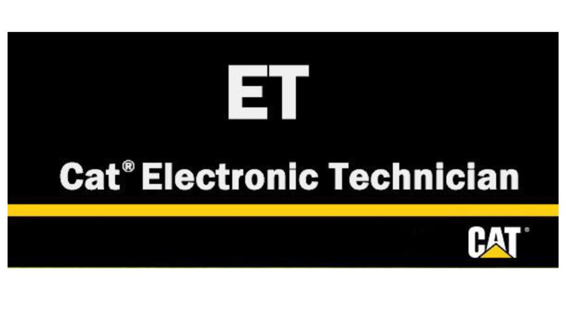 Caterpillar-ET-2018A-Electronic-Technician-Software-Free-Download