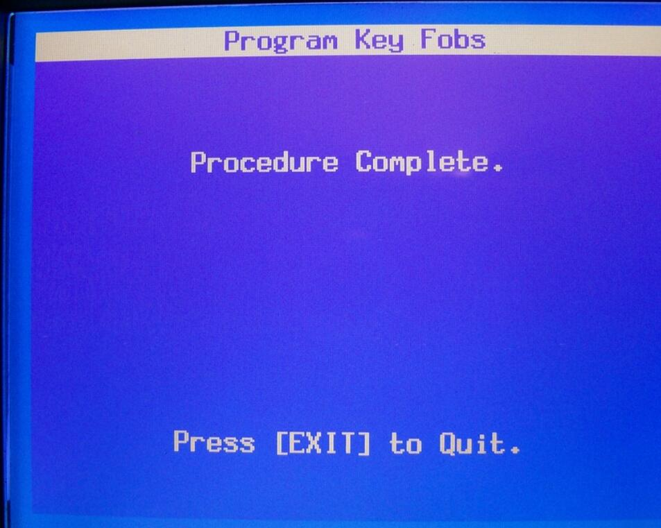 How-to-use-GM-Tech2-to-program-Chevrolet-program-key-15