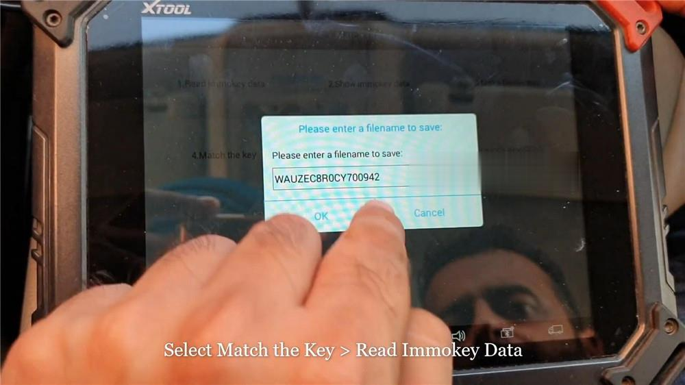 audi-q5-add-a-key-via-xtool-x100-pad2-kc100-9 (2)