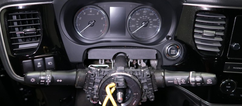 How-to-Remove-and-Replace-Steering-Column-Switch-on-a-Mitsubishi-Outlander-12