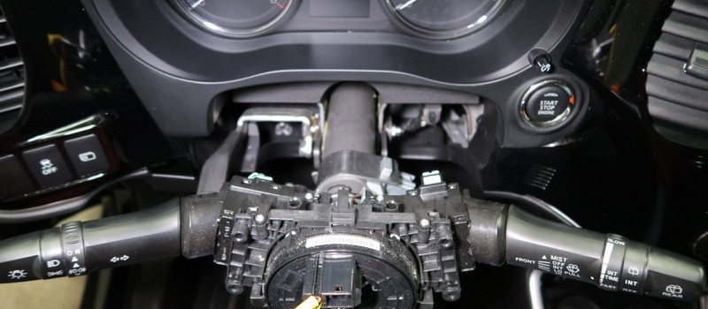How-to-Remove-and-Replace-Steering-Column-Switch-on-a-Mitsubishi-Outlander-13