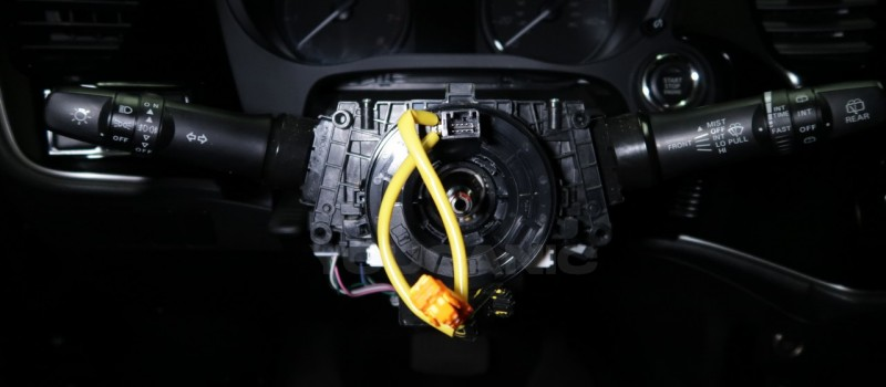 How-to-Remove-and-Replace-Steering-Column-Switch-on-a-Mitsubishi-Outlander-17
