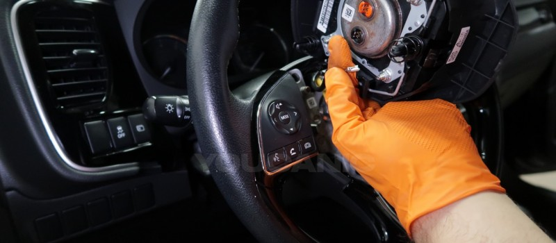 How-to-Remove-and-Replace-Steering-Column-Switch-on-a-Mitsubishi-Outlander-4