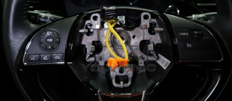 How-to-Remove-and-Replace-Steering-Column-Switch-on-a-Mitsubishi-Outlander-5